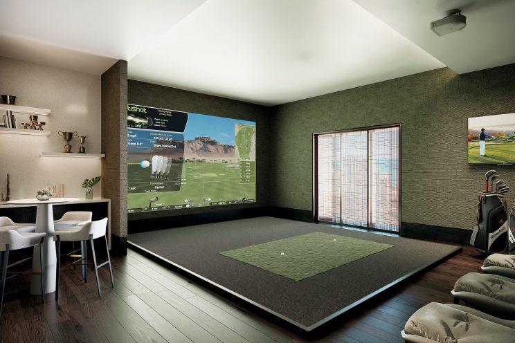 Golf Lounge