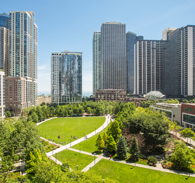 Part Two: Spaces to Utilize – Outdoors at Vista Tower