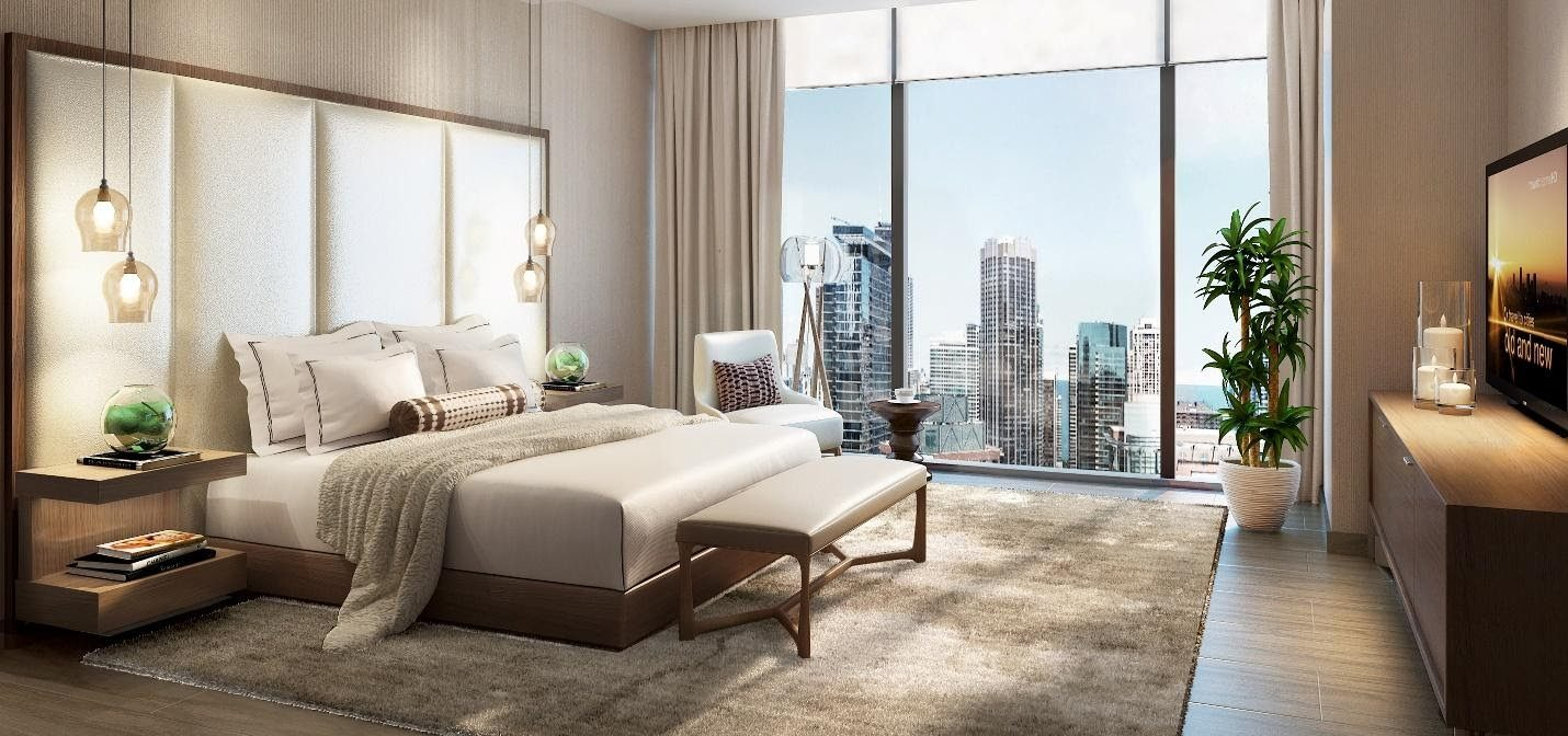 Taking an Inside Look at Vista Tower Residences