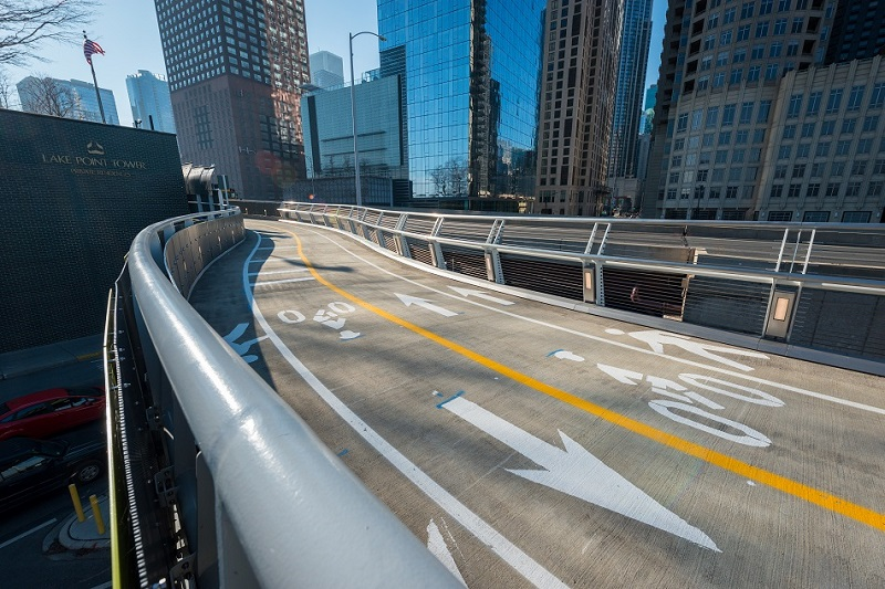 Lakeshore East's Newest Amenity: The Navy Pier Flyover