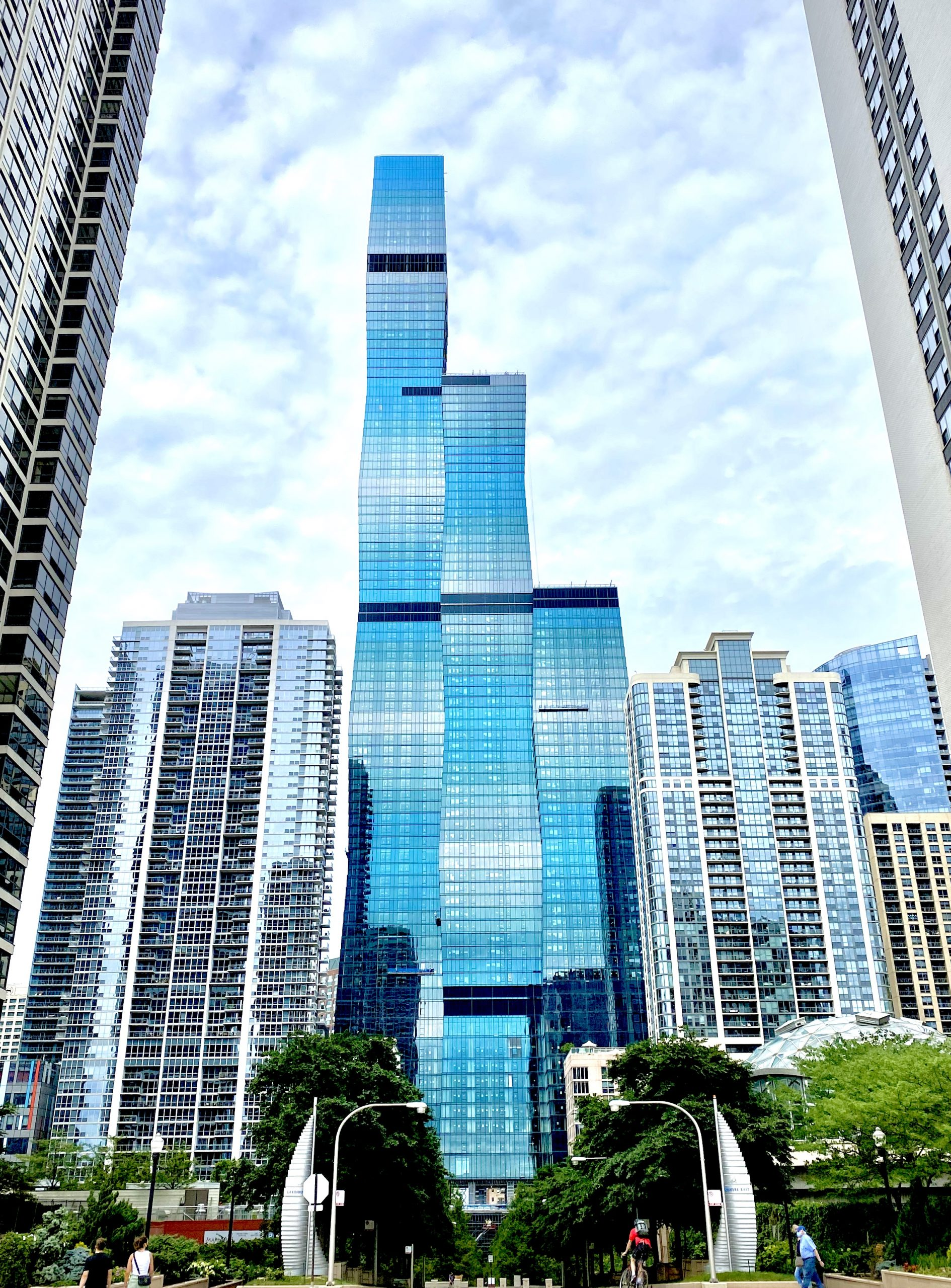 The Latest in Chicago Architecture News: Vista Tower