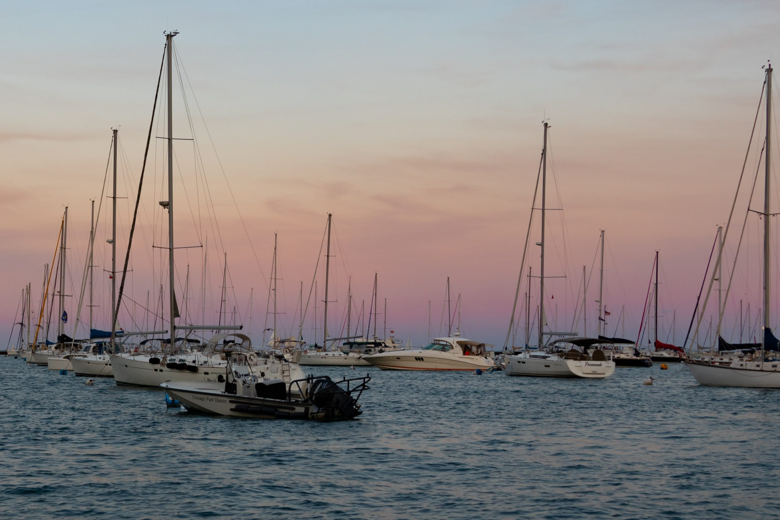 An Exclusive Evening With the Chicago Yacht Club