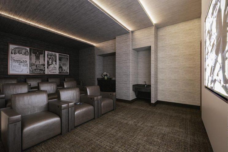 image of st. regis theater room