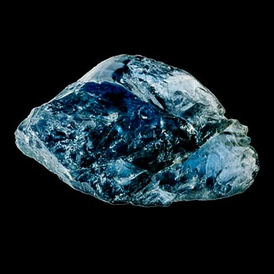 image of raw sapphire