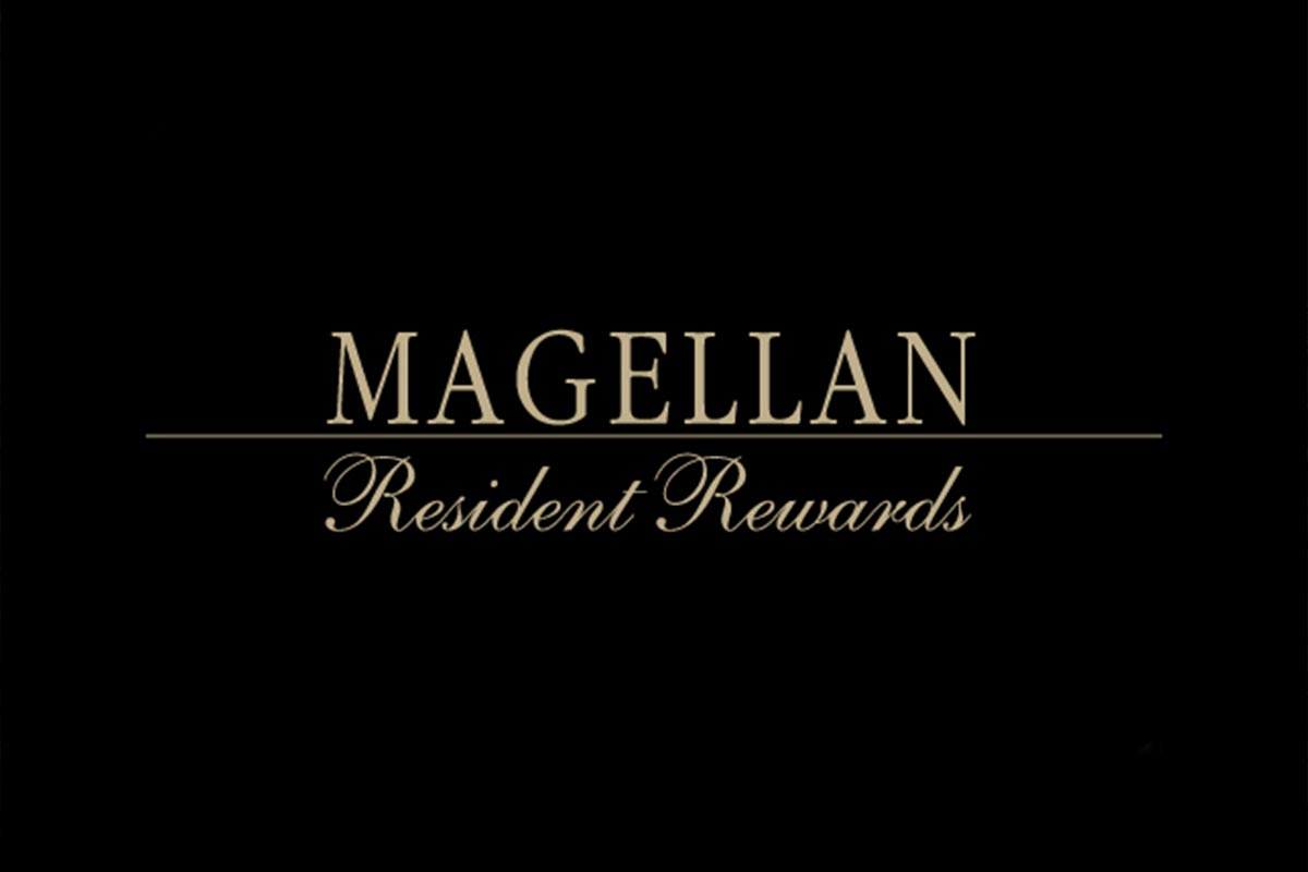 magellan resident rewards logo